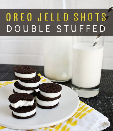 oreo-jello-shots