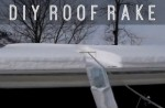 DIY Avalanche Roof Rake