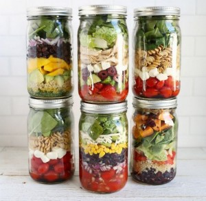 salads-in-jars