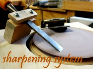 DIY Powered Sharpening System