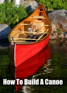 Build Your Own Canoe