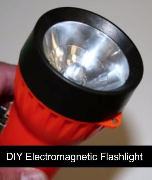 diy-electromagnetic-flashlight