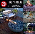 20 Brilliant Fire Pit Ideas, Instructions And More