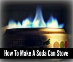 How To Make A Soda Can Stove