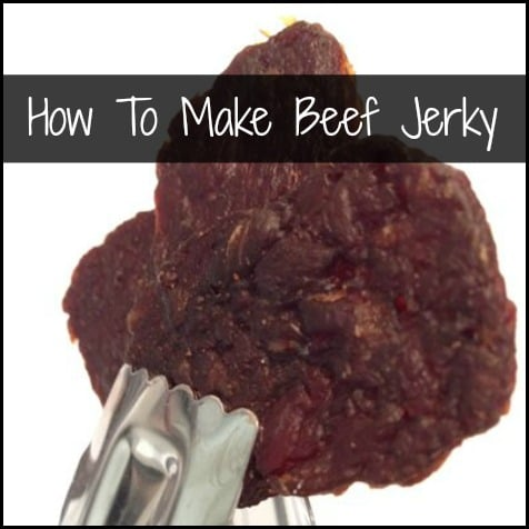 make-beef-jerky