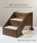 DIY Pet Steps