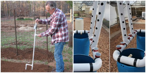 27 Brilliant Pvc Pipe Projects For Your Yard Amp Garden