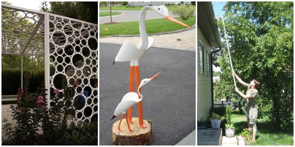 Pvc Pipe Garden Projects Quotes