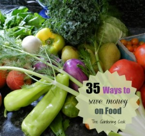 35 Tips To Save Money On Food