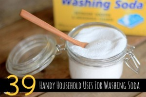 39 Handy Household Uses For Washing Soda