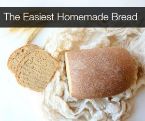 Wild Yeast Bread | How To Make The Easiest Bread In History!