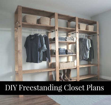 Freestanding closetg freestanding closet solutioingenieria Image collections