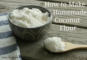 How To Make Homemade Coconut Flour