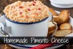 How To Make Homemade Pimento Cheese