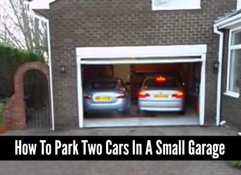 park-two-cars-in-a-small-garage