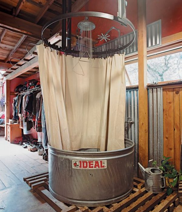 14 Genius Ways To Repurpose Galvanized Buckets And Tubs: 22 Genius Ways To Use Stock Tanks & Galvanized Tubs