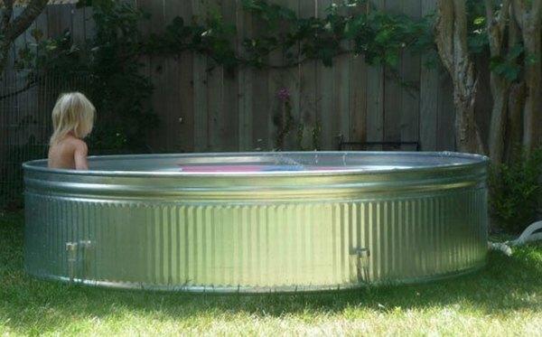 22 Genius Ways To Use Stock Tanks Amp Galvanized Tubs