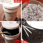 Turn Trash Into Black Gold With This Amazing Simple Bucket System