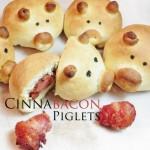 Cinnabacon Piglets Recipe