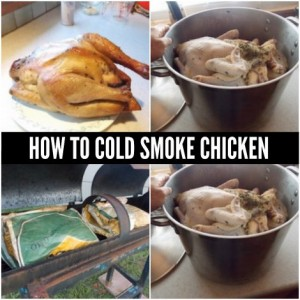 How To Cold Smoke Chicken For Mouth Watering Deliciousness