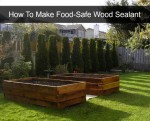 How To Make Food-Safe Wood Sealant