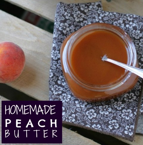 homemade-peach-butter
