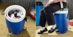 GiraDora | Pedal-Powered Washer Needs No Electricity And Costs Only $40