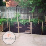 How To Build A Small Perimeter Garden Fence