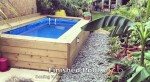 How To Build A Swimming Pool With Straw Bales