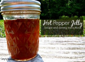 Hot Pepper Jelly Recipe And Canning Instructions
