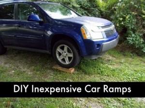 inexpensive-car-ramps