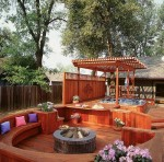 DIY Eco-Friendly Redwood Pergolas