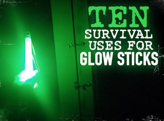 survival-uses-for-glow-sticks