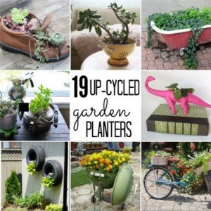 19 Vertical Planters For Your Garden
