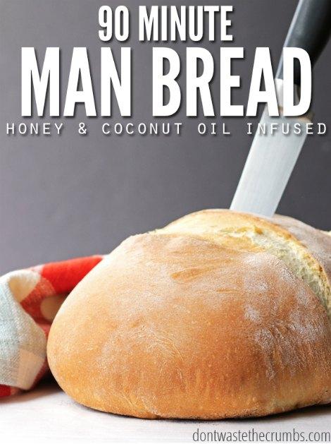 90-minute-bread