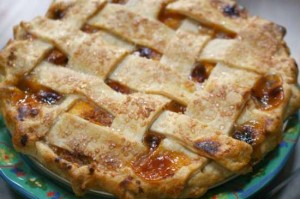 Make The Best Peach Pie Ever