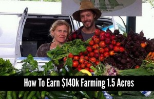 How To Earn $140k Farming 1.5 Acres