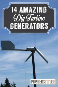 The 14 Coolest Generators To Make For Living Off The Grid