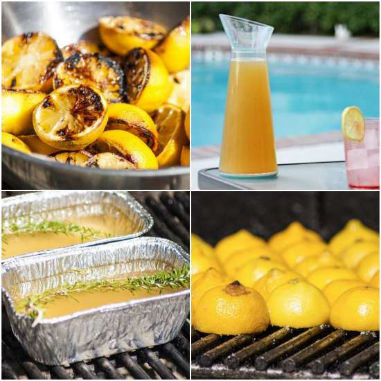 Grilled Lemonade Recipe — Dishmaps