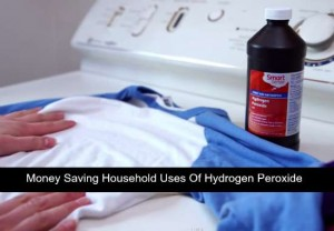 Money Saving Household Uses For Hydrogen Peroxide