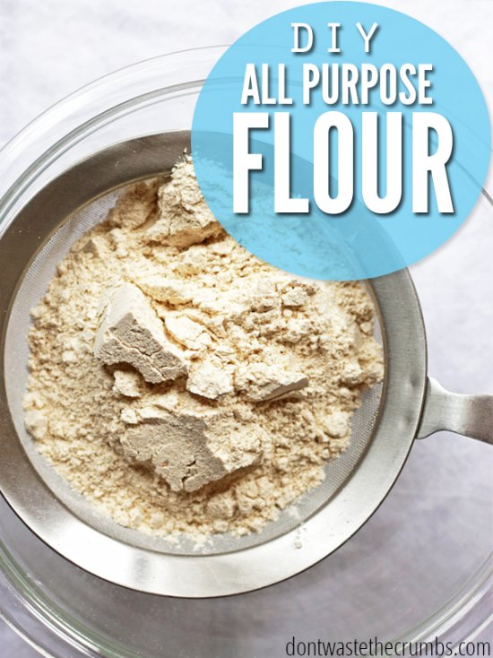 how-to-make-all-purpose-flour