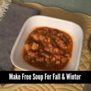 Recipe: How To Make Free Soup For Fall And Winter