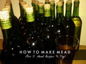 How To Make Mead (Plus 5 Mead Recipes To Try)