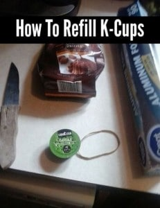 How To Refill K-Cups Guide
