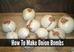 How To Make Onion Bombs (Ideal For Camping)