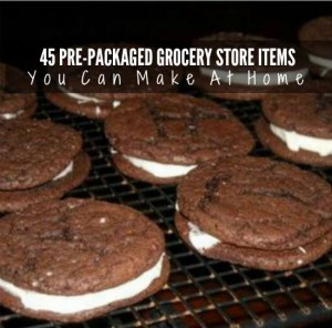 45 Pre-Packaged Grocery Store Foods You Can Make At Home