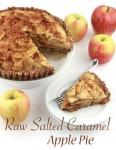 Recipe: Raw Salted Caramel Apple Pie