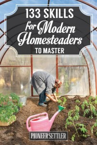 133 Skills For The Modern Homesteader To Master