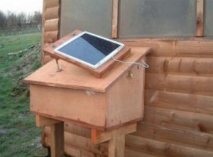 DIY Solar Power Project For The Shed Or Chicken Coop