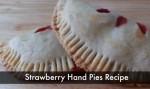 Strawberry Hand Pies Recipe